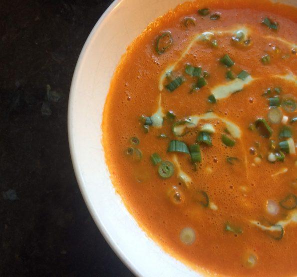 rezeptreview: mexikanische tomatensuppe von jamie olivier (15