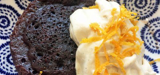 Mug Cake Brownie